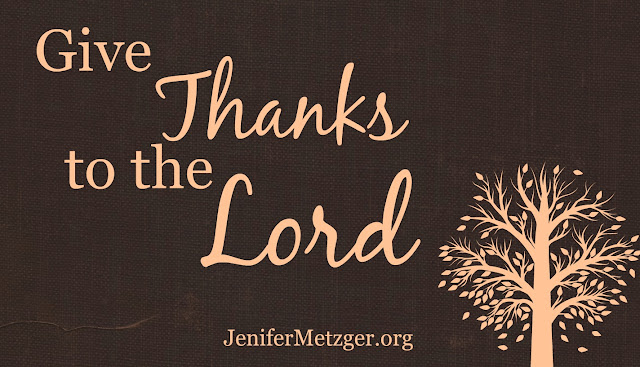 Give #thanks to the #Lord. #thanksgiving #thankfulness