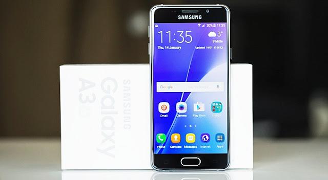 Cari Tahu Yuk Kecanggihan Samsung Galaxy A3