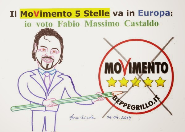 Elezioni europee movimento 5 stelle candidating