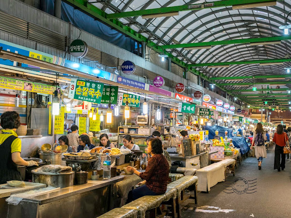 Gwangjang Market - A Place to Enjoy Korean Street Food in Seoul