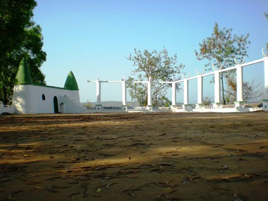 Namazgah Mosque, Bicholim, Goa