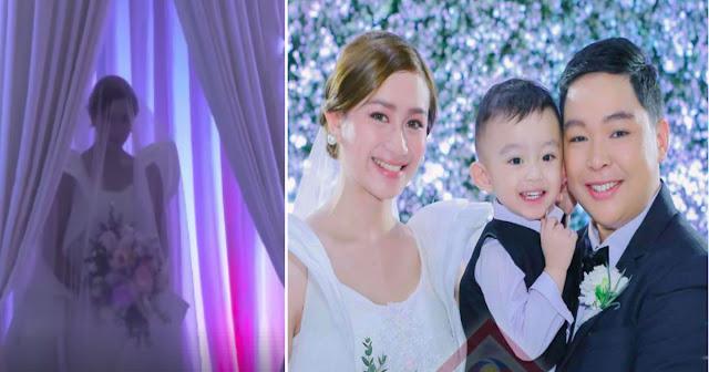 Mitch and Dodz Wedding PBB/ABS-CBN