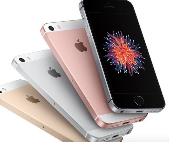 Presentato iPhone SE; si parte da 399$