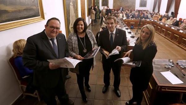 Sarai Herrera será la comisaria de la magna exposición de Nazarenos en la Mezquita-Catedral de Córdoba