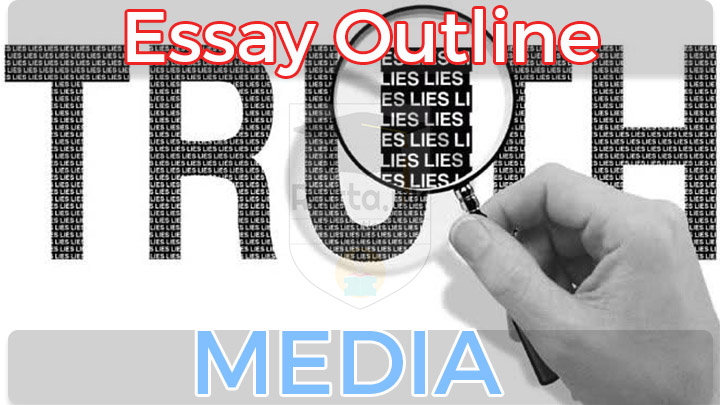 English Essay on Media - Essay outline for CSS,PCS and other Tests