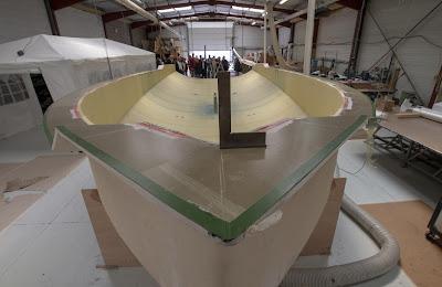 Ian Lipinski dévoile son futur 40 pieds, plan Raison