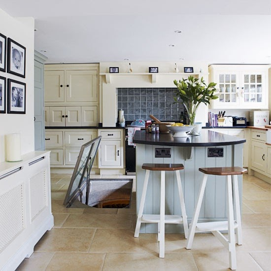 Room Tour Beautiful Kitchen Makeover With Timeless: Modern Country Style: Beautiful Country Home Tour