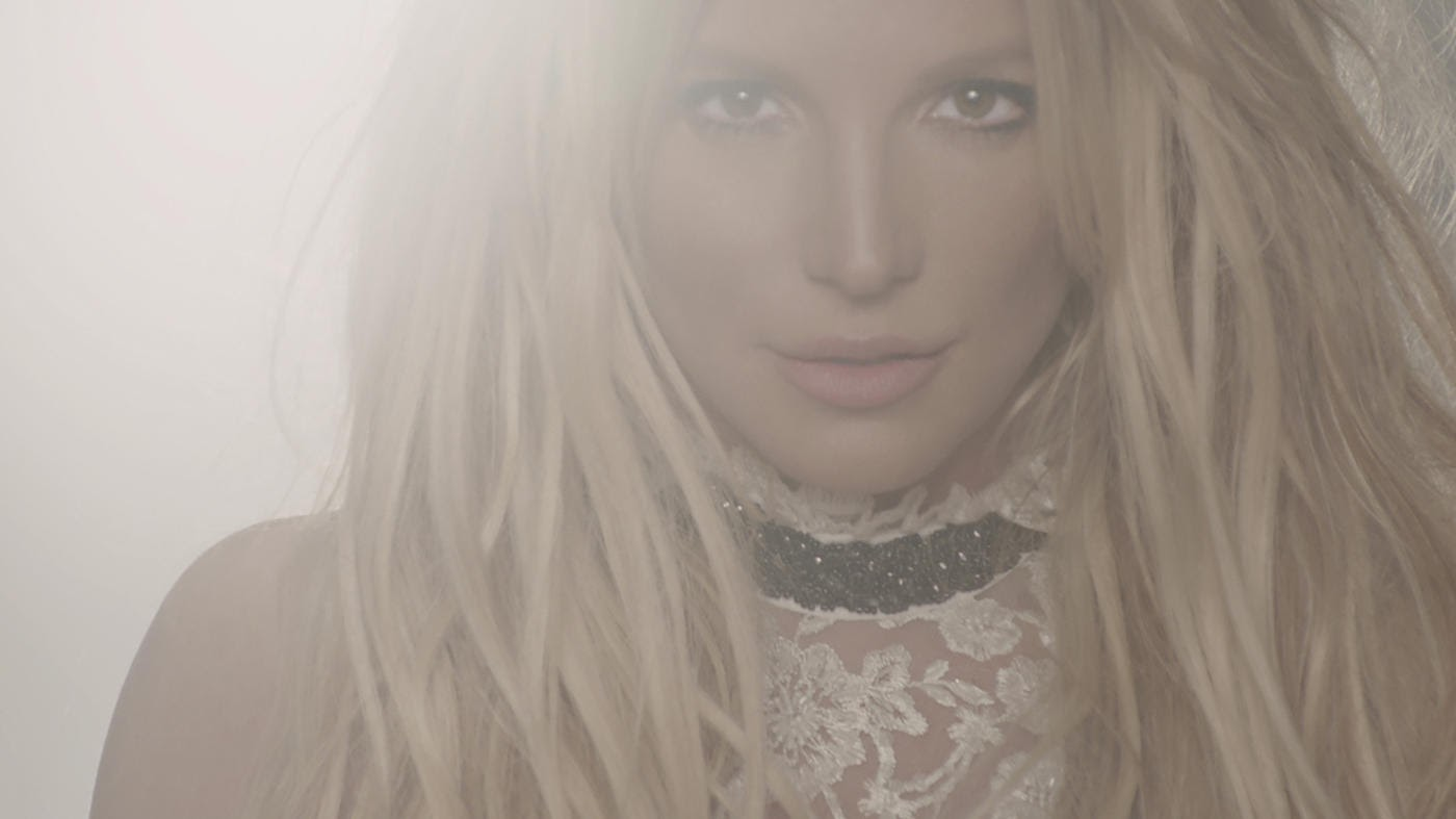 Britney Spears - Make Me... (feat. G-Eazy) - Music Video Cover