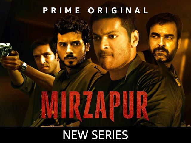 Mirzapur Indian Web Series