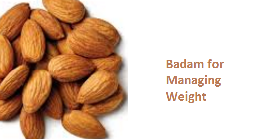 Almonds Health Benefits Badam for Managing Weight