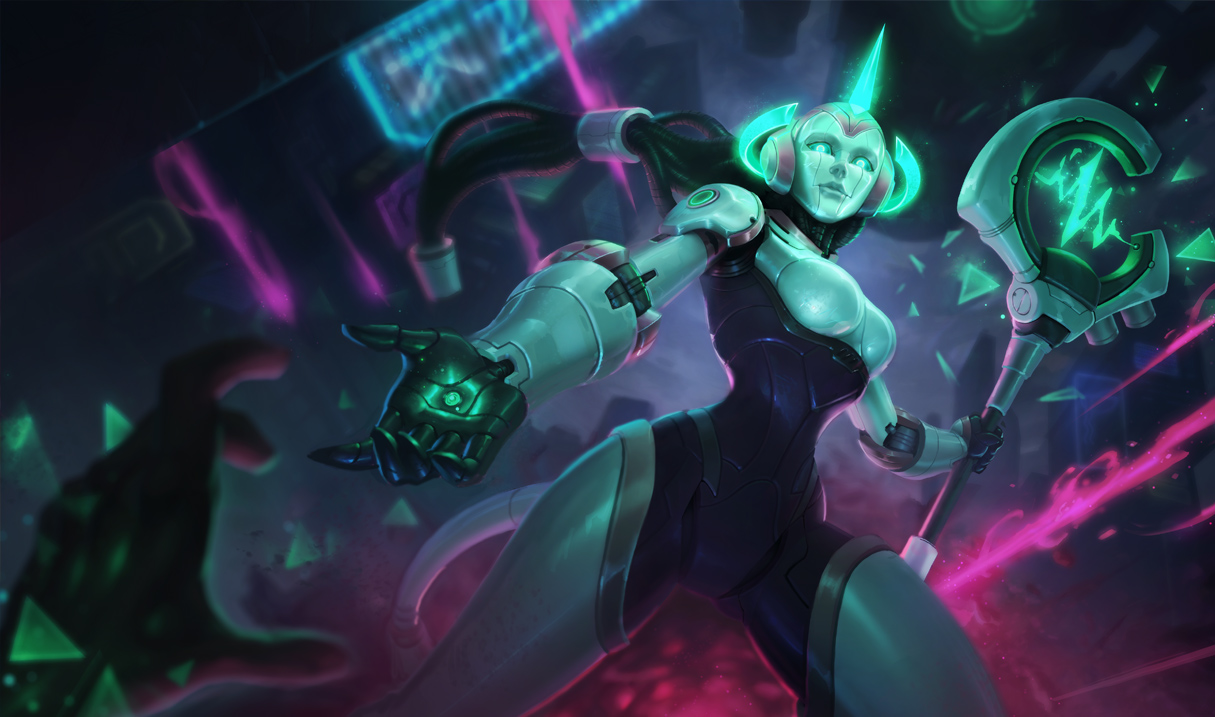Surrender at 20: Program Lissandra and Soraka now available!