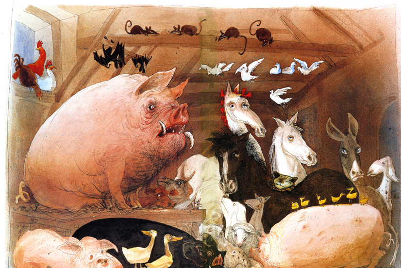 Curvelearn Com Animal Farm Short List Of Quotes For Revision Gcse