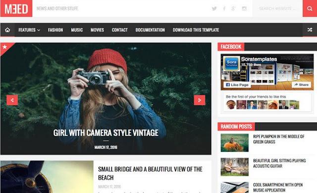 10 лучших шаблонов для Bloggeк