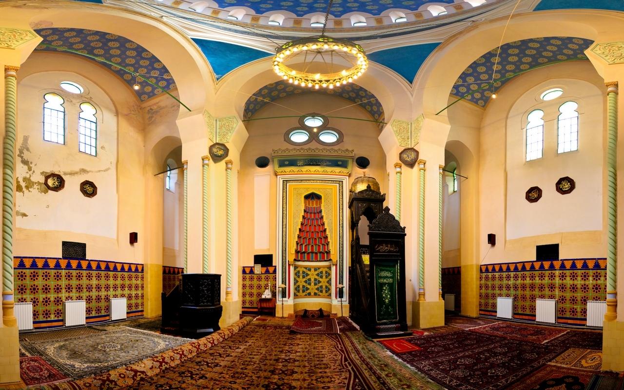 Masjid Costanta Simbol Eksistensi Islam di Rumania