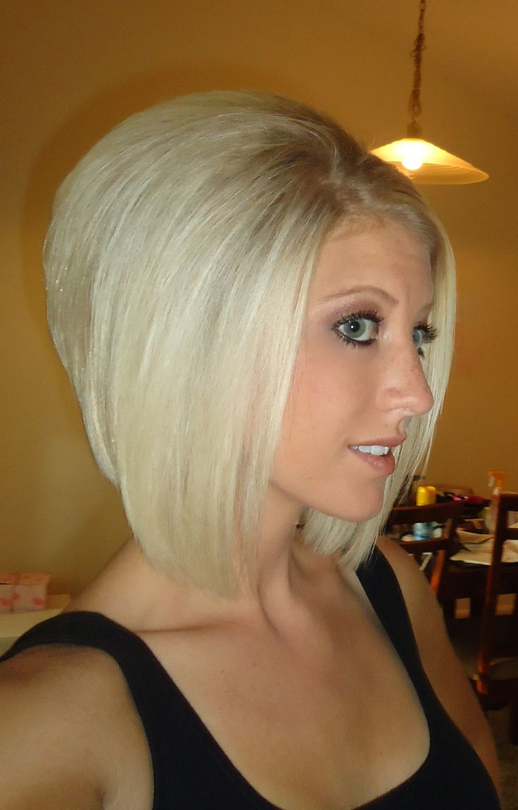 Gorgeous Asymmetric Bob Haircuts  The HairCut Web