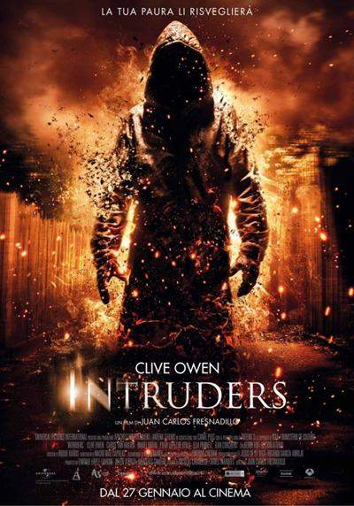 Intruders DVDRip Latino