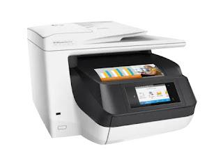 HP OfficeJet Pro 8730 Printer Driver Download