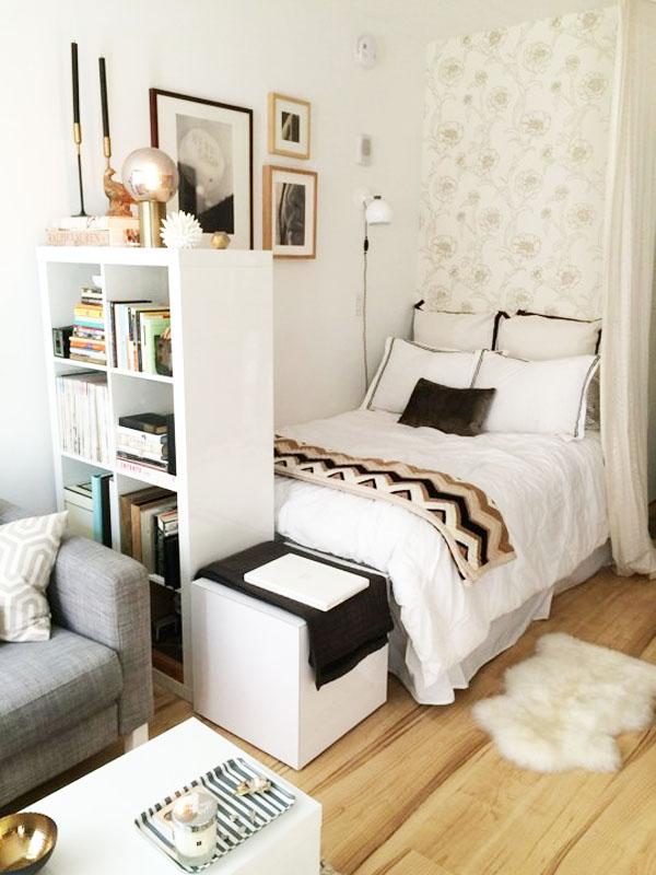 Tips deco 6 ideas para decorar dormitorios peque os for Dormitorios pequenos para adultos