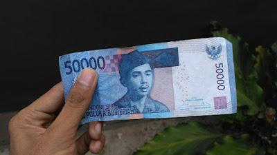 Uang 50 Ribu Rupiah