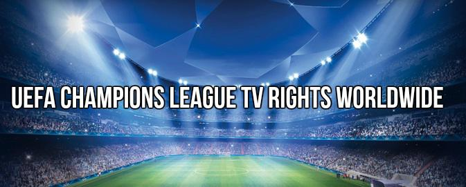 UEFA Champions League 2017 - 2018 :Free Tv Channels