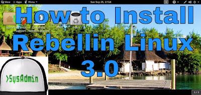 Rebellin Linux 3.0
