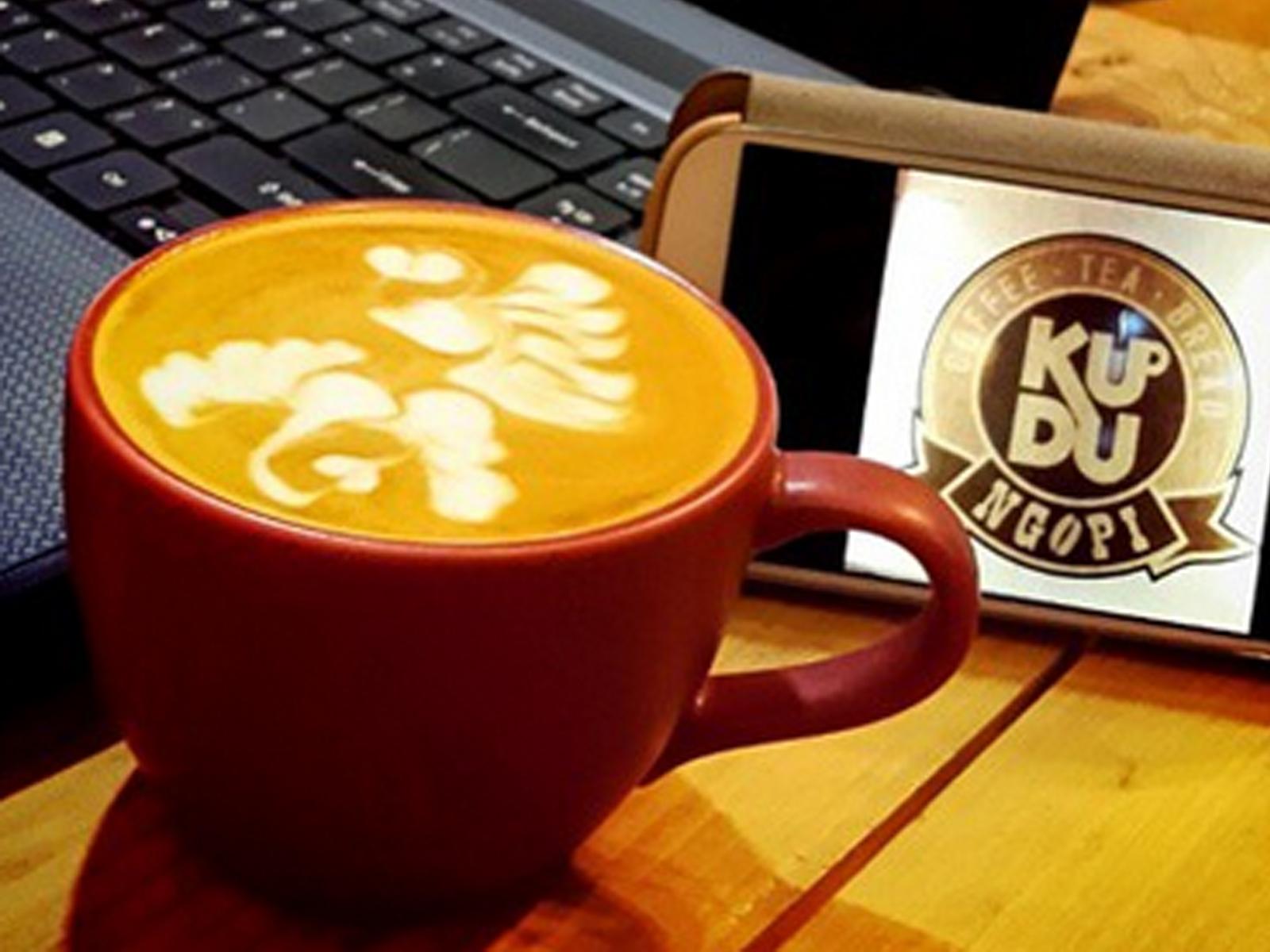 Cafe Kudu Ngopi  Bandung