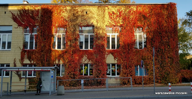 Warszawa Warsaw Wola dom kultury TOR osiedle Koło modernizm