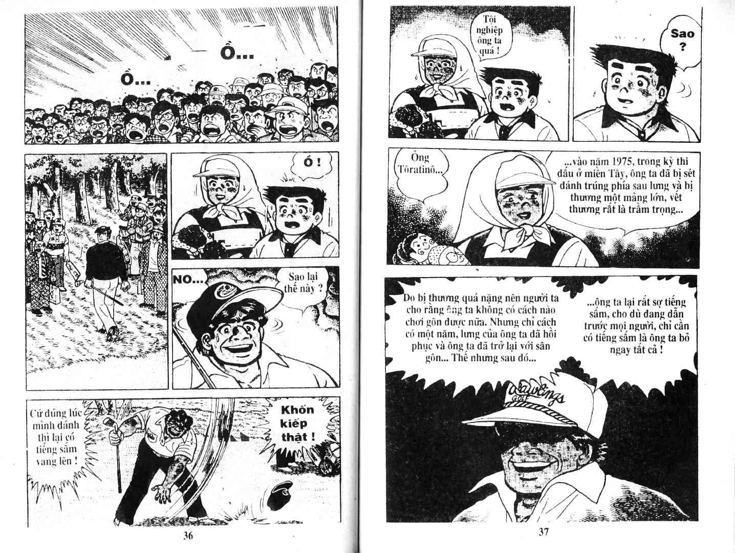 Ashita Tenki ni Naare chapter 47 trang 18