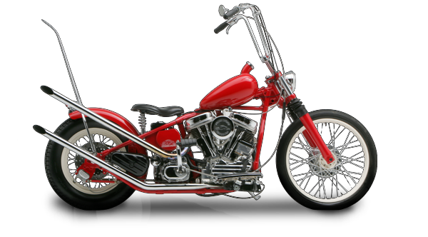 chopper motorcycle png - photo #5