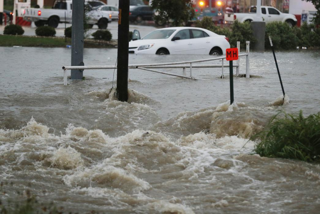 Mec Amp F Expert Engineers River Flood Levels In Texas May