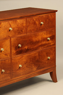 Mahogany Double Chest
