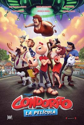 Condorito: La película [2017] Final [NTSC/DVDR] Ingles, Español Latino