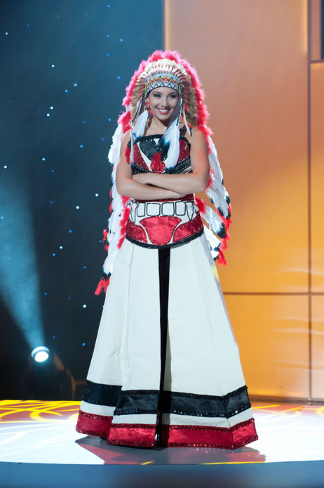 Oh Miss Canada Native Appropriations