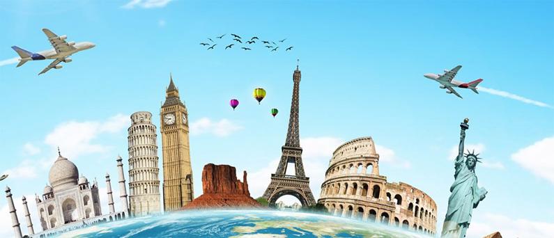 International Travel Vlogs
