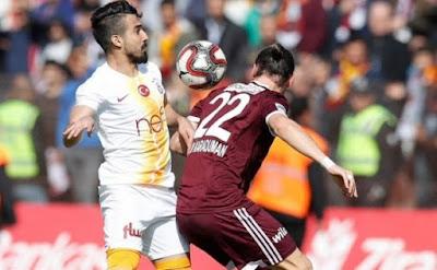 Ziraat Türkiye Kupasında Galatasaray Yarı Finalde!! -TeknoKarargah
