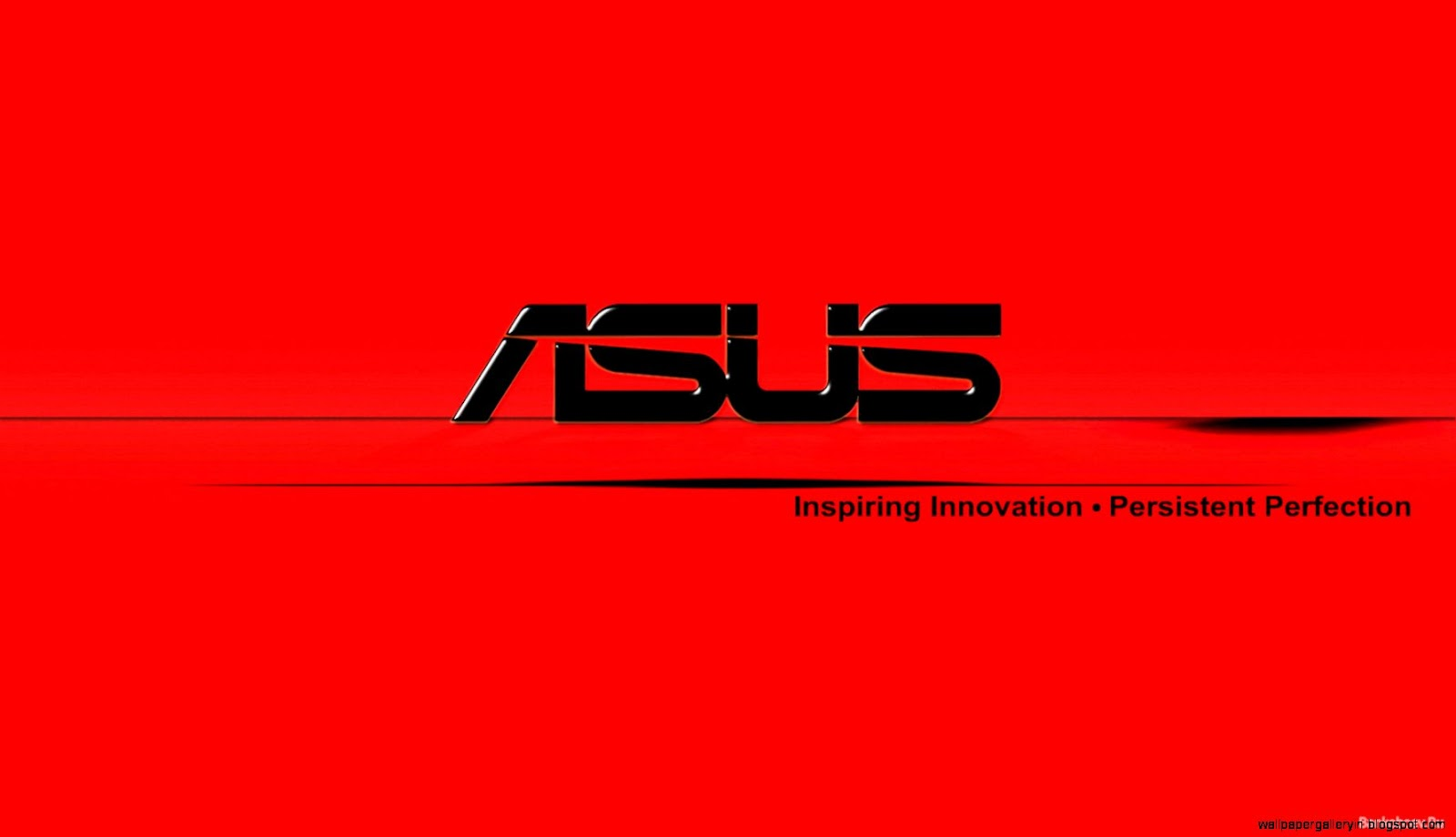 Red Asus Wallpaper