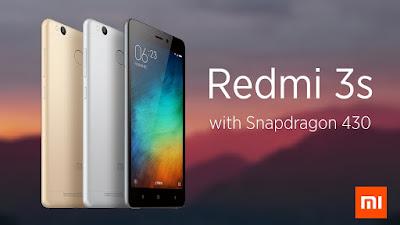 Kinh nghiệm chọn mua Xiaomi redmi 3s