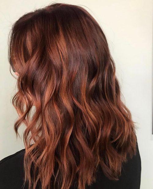 8 Hottest Auburn Hair Color Ideas With Highlights | Hair ...