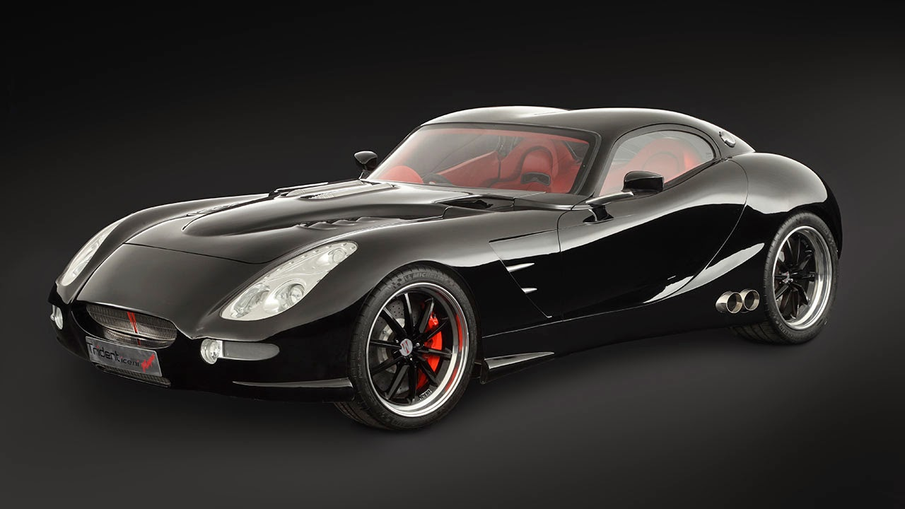 Luxury Cars and Watches - Boxfox1: Trident Iceni - World's fastest diesel sports car