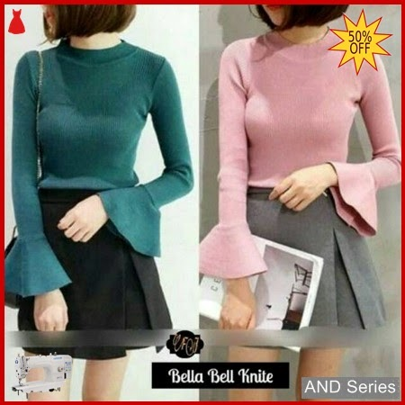 AND234 Sweater Wanita Bella Bell Knite BMGShop