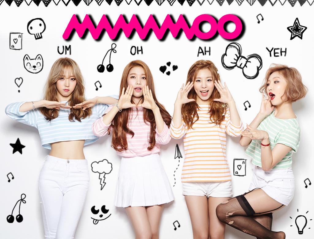 Mamamoo - Uhm Oh Ah Yeah guitar chords - Kpop / Jpop Lyrics