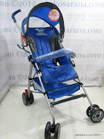 3 Polo Signature Buggy Baby Stroller