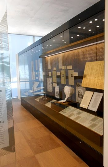 A new exhibition on the abolition of capital punishment opens in the Queensland Supreme Court.