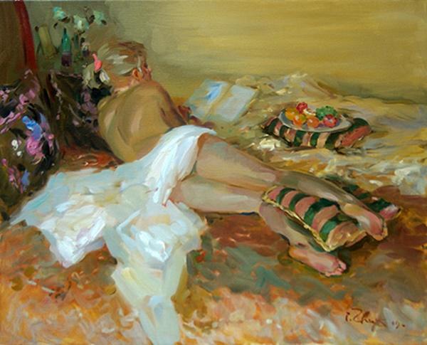 Impressioni artistiche igor zhuk for Naked ir