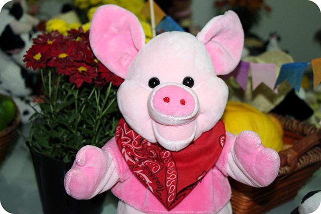 Porco : Festa Caipira na Fazendinha do Lorenzo