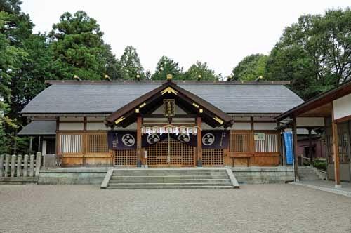 Asuwa Shrine, Fukui