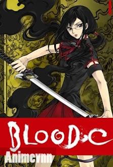 Blood C -  2011 Poster