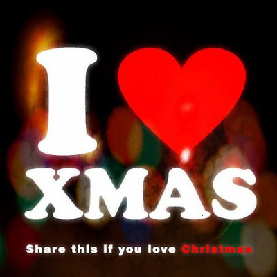 Christmas WhatsApp DP
