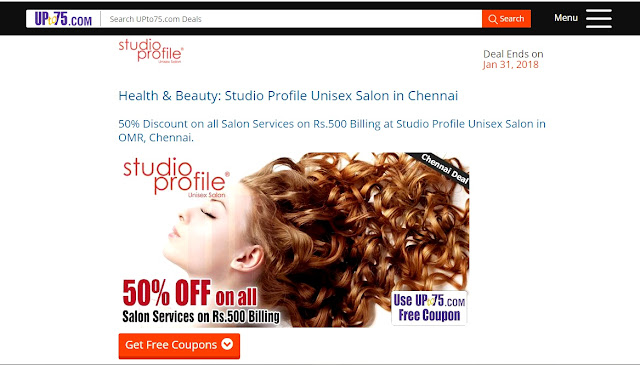 Upto75.Com Review: Coupons To Your Comfort