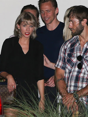 Taylor Swift introduces new lover Tom Hiddleston to her parents